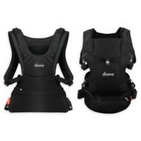 Diono™ Carus Essentials 3-in-1 Baby Carrier in Black