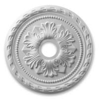 ELK Lighting Corinthian Medallion in White