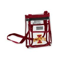 Iowa State University Clear Crossbody Bag