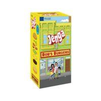 Jenga Bob's Burgers Edition Skill Game