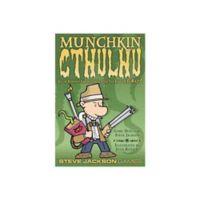 Steve Jackson Games Munchkin Cthulhu Card Game