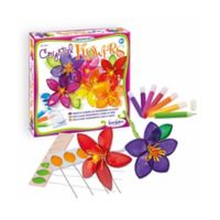 SentoSphere USA Crystal Flowers Creative Craft Kit
