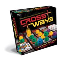 USAopoly Crossways Family Game