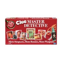 Winning Moves Clue - Master Detective Family Game