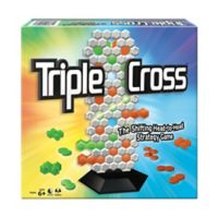 Winning Moves Triple Cross Strategy Game