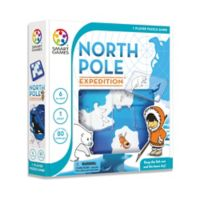 SmartGames North Pole Expedition Brain Teaser Puzzle