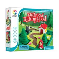 SmartGames Little Red Riding Hood Deluxe Brain Teaser Puzzle