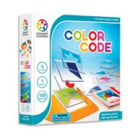 SmartGames Color Code Brain Teaser Puzzle
