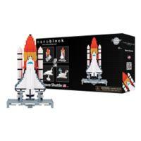 Ohio Art nanoblock Space Shuttle 1600-Piece Building Set