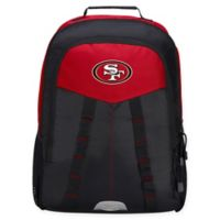 "The Northwest NFL San Francisco 49ers ""Scorcher"" Backpack"