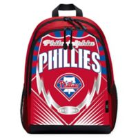 "The Northwest MLB Philadelphia Phillies ""Lightning"" Backpack"