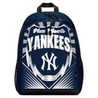 """The Northwest MLB New York Yankees """"Lightning"""" Backpack"""