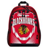 "The Northwest NHL Chicago Blackhawks ""Lightning"" Backpack"