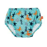 Lassig™ Size 6M Starfish Swim Diaper in Blue