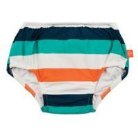 Lassig Size 6M Multistripe Swim Diaper