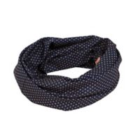 Lassig Coolmax® Polka Dot Twister Sun Scarf in Navy