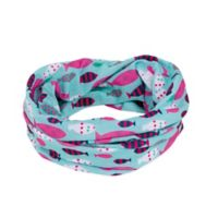 Lassig Coolmax® Mr. Fish Twister Sun Scarf in Pink