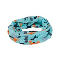 Lassig Coolmax® Star Fish Twister Sun Scarf in Blue
