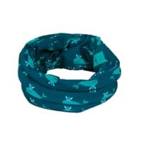 Lassig Coolmax® Blue Whale Twister Sun Scarf in Blue