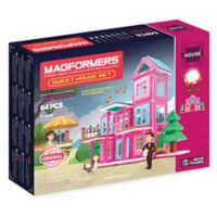 Magformers® 64-Piece Sweet House Set