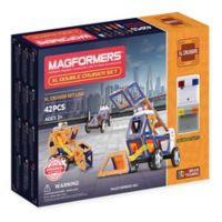 Magformers® 42-Piece XL Double Cruiser Playset