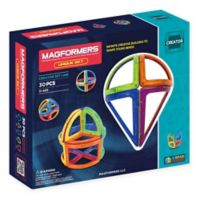 Magformers® Unique 30-Piece Magnetic Set in Multi