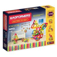 Magformers® 54-Piece My First Set
