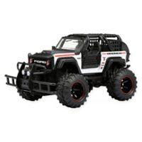 New Bright 1:24 FF Ford Bronco Trunk Toy in White