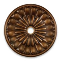 ELK Lighting Melon Reed 32-Inch Medallion in Antique Bronze Finish