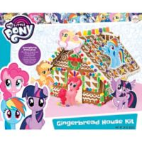 My Little Pony Gingerbread House Kit