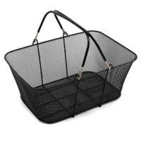 ShopCrate Mesh Basket in Black