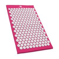 Bed of Nails Acupressure Mat in Pink