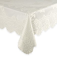 Captivating Lace Tablecloth
