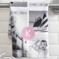 Photo Collage Hand Towel