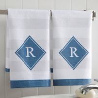 Classic Initial Hand Towel