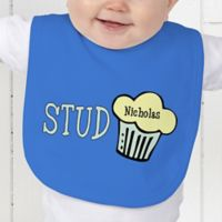 Stud Muffin Baby Bib