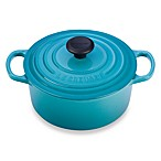 Le Creuset® Signature 2 qt. Round Dutch Oven in Caribbean