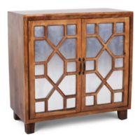 Steve Silver Co. Savannah Wooden Accent Cabinet