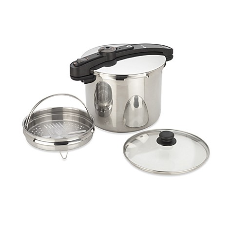 Fagor 10-Quart Chef Pressure Cooker/Canner