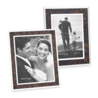 Reed and Barton® Tortoise 5-Inch x 7-Inch Picture Frame
