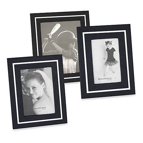 Reed and Barton®  Bretton 8-Inch x 10-Inch Picture Frame