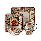 Tabletops Unlimited® Misto Odessa Square Dinnerware Collection