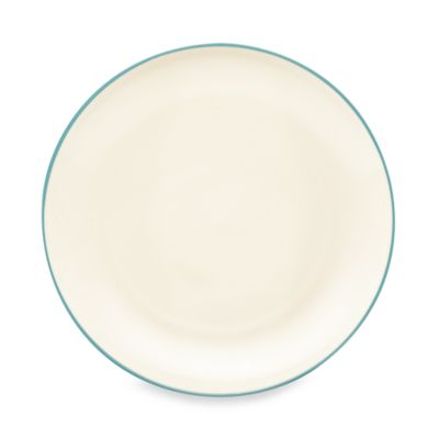 Noritake® Colorwave Coupe Dinner Plate in Turquoise  sc 1 st  Bed Bath u0026 Beyond & Buy Stoneware Dinner Plates from Bed Bath u0026 Beyond