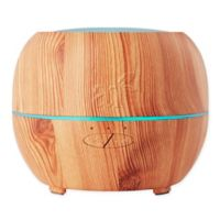 Essential Oil Aroma 400 mL Diffuser in Blonde Wood