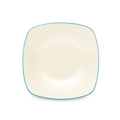 Noritake® Colorwave Square Dinner Plate in Turquoise  sc 1 st  Bed Bath u0026 Beyond & Buy Turquoise Open Stock Plates from Bed Bath u0026 Beyond