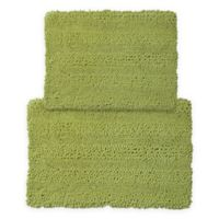 2-Piece Aldante Bath Rug Set in Sage