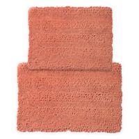 2-Piece Aldante Bath Rug Set in Cinnamon
