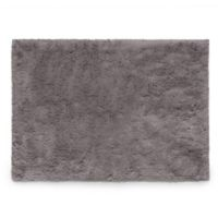 "Under the Canopy® 17"" x 24"" Organic Cotton Bath Rug in Thistle"