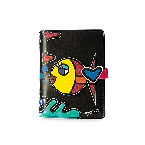 Britto™ by Giftcraft Fish Design Passport Cover