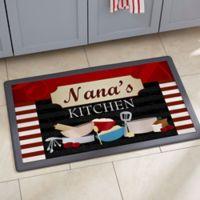 Family Bistro 18-Inch x 27-Inch Kitchen Mat